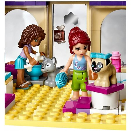 LEGO 41124 Friends Puppy Dagverblijf