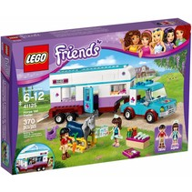41125 Friends Paardendokter trailer