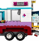 LEGO 41125 Friends Paardendokter trailer