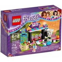 41127 Friends Pretpark Spelletjeshal