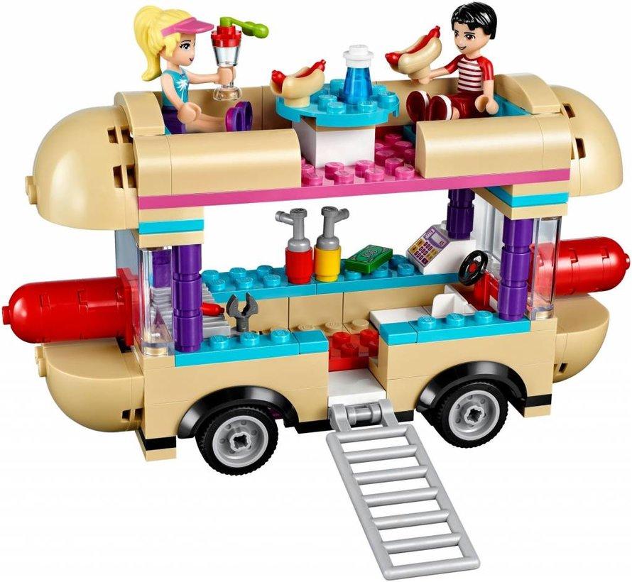41129 Friends Hotdog-wagen