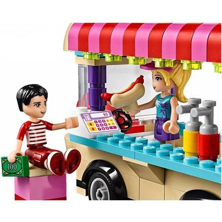 LEGO 41129 Friends Hotdog-wagen