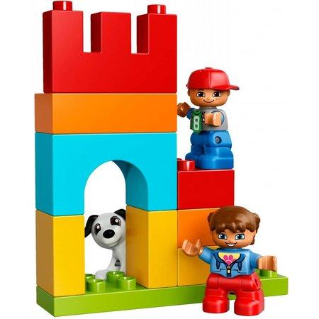 LEGO 10820 Duplo Creatieve bouwmand