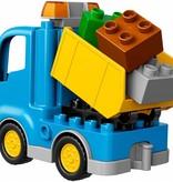 LEGO 10812 Duplo Rupsband-graafmachine