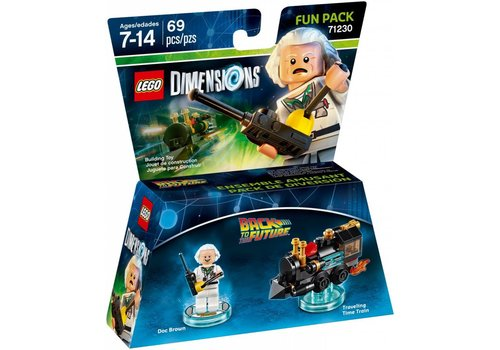 71230 Dimensions BTTFuture Fun Pack