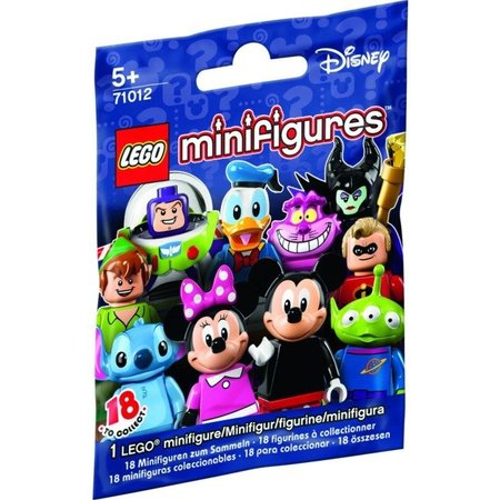 LEGO 71012-6 Minifiguren Disney Maleficent