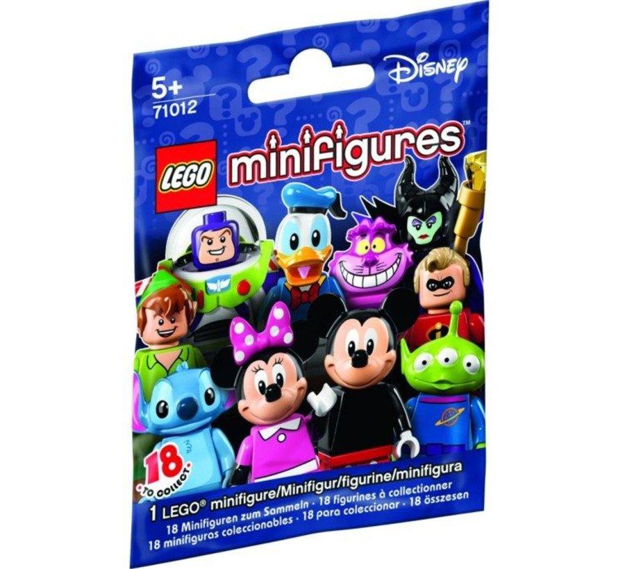 71012-13: Minifiguren Disney Mr.Incredible