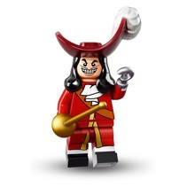 71012-16 Minifiguren Disney Captain Hook