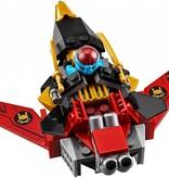 LEGO 70596 Ninjago Samurai X grottenchaos