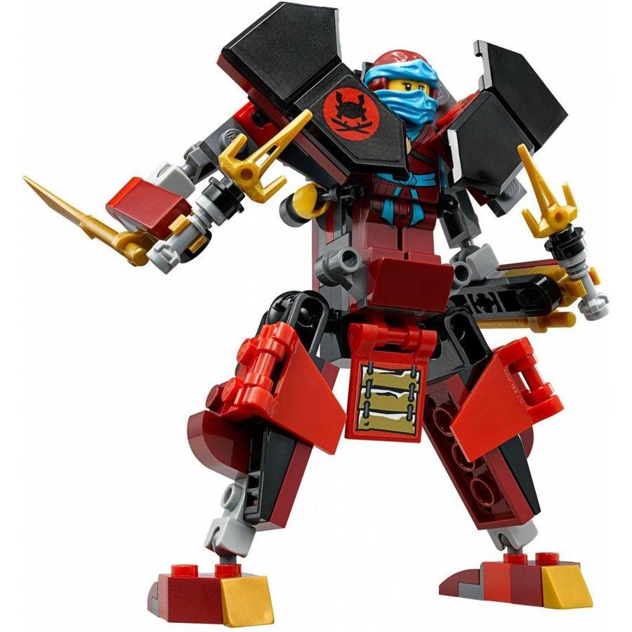 70596 Ninjago Samurai X grottenchaos