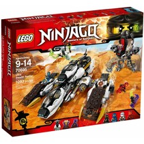 70595 Ninjago Ultra stealth raider