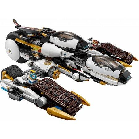 LEGO 70595 Ninjago Ultra stealth raider