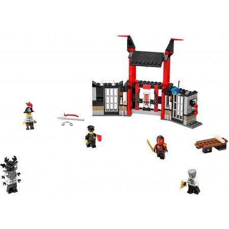 LEGO 70591 Ninjago Ontsnapping uit de Kryptarium gevangenis