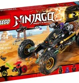 LEGO 70589 Ninjago Rock Roader