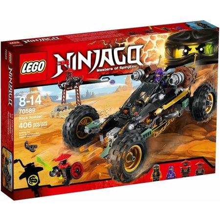 LEGO 70589 Ninjago Rock Roader