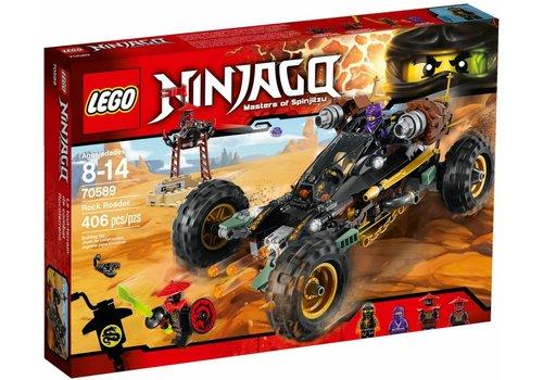 70589 Ninjago Rock Roader