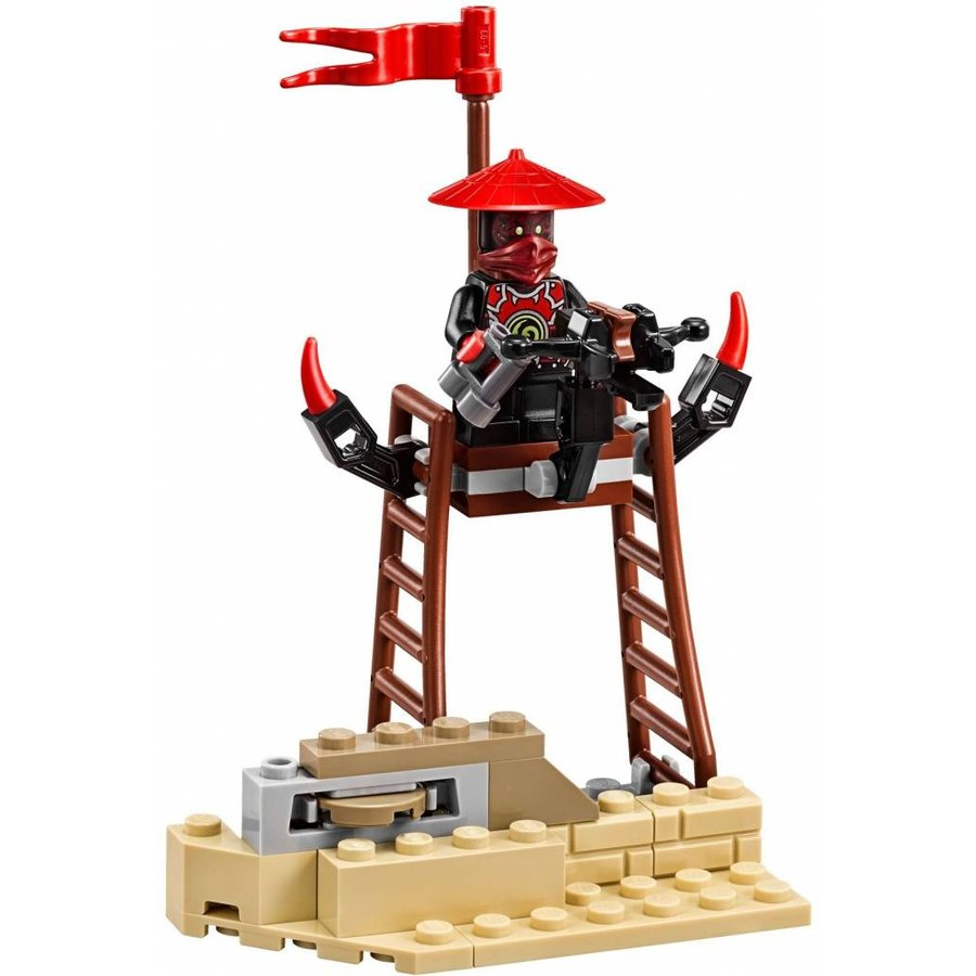 70589 Ninjago Rock Roader