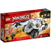 70588 Ninjago Titanium Ninja Tumbler