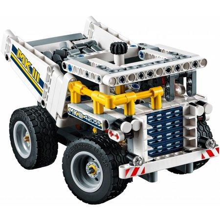 LEGO 42055 Technic Emmerwiel graafmachine