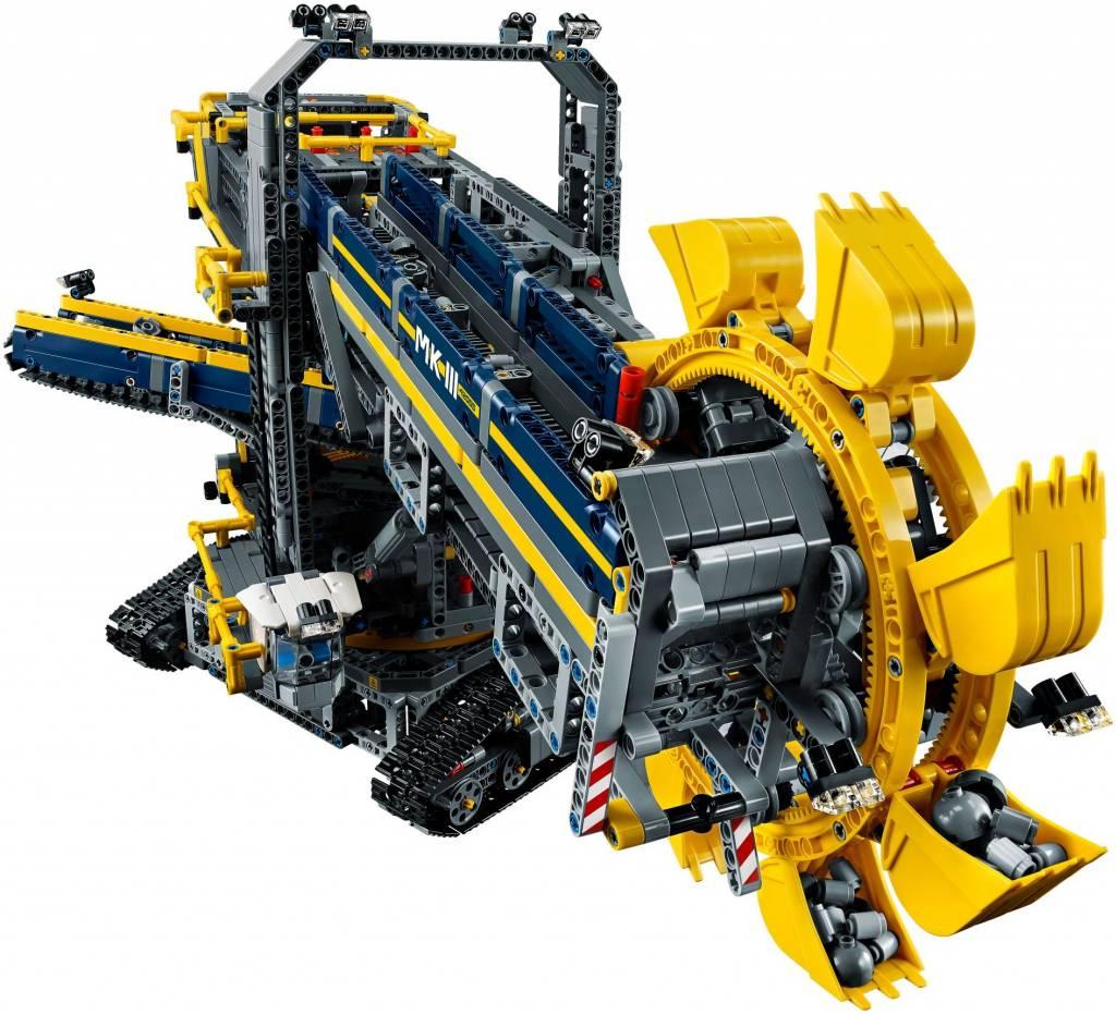 Lego graafmachine 42055