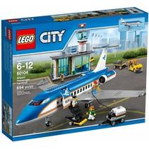60104 City Vliegveld passagiersterminal