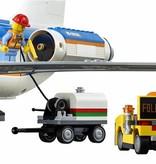 LEGO 60104 City Vliegveld passagiersterminal
