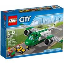 60101 City Vliegveld vrachtvliegtuig