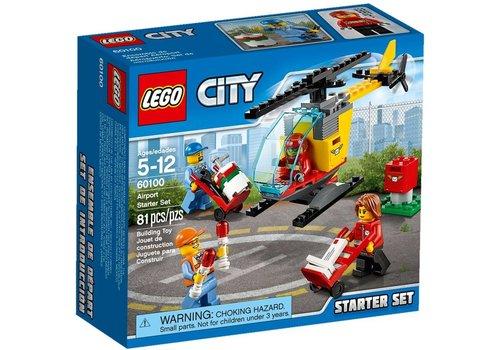 60100 City Vliegveld starterset