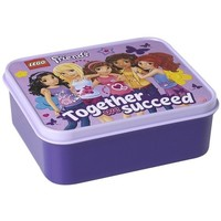 Friends Lunch Box paars