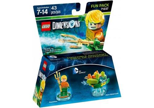 71237 Dimensions Aquaman