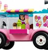 LEGO 10727 Juniors Friends Emma's IJswagen
