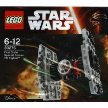 LEGO 30276 Star Wars Polybag First Order Special Forces TIE Fighter LEGO 30276 Star Wars Polybag First Order Special Forces TIE Fight
