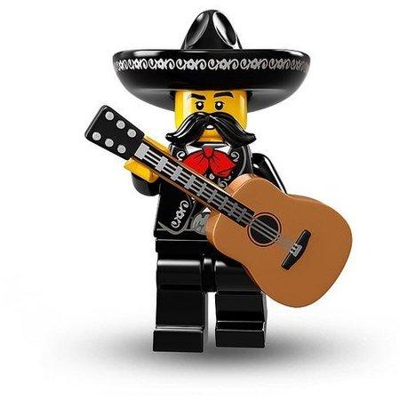 LEGO 71013-13 CMF 16 Mariachi