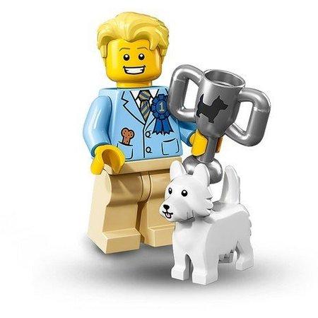 LEGO 71013-12 CMF 16 Dog Show Winner