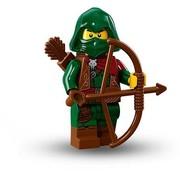 LEGO 71013-11 CMF 16 Rogue