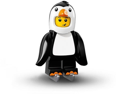 Penguin boy