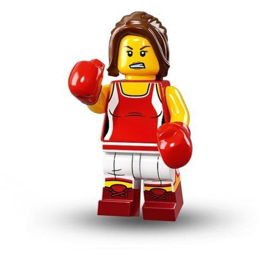 71013-08 CMF 16 Kickboxer