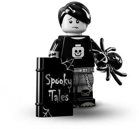 Spooky boy