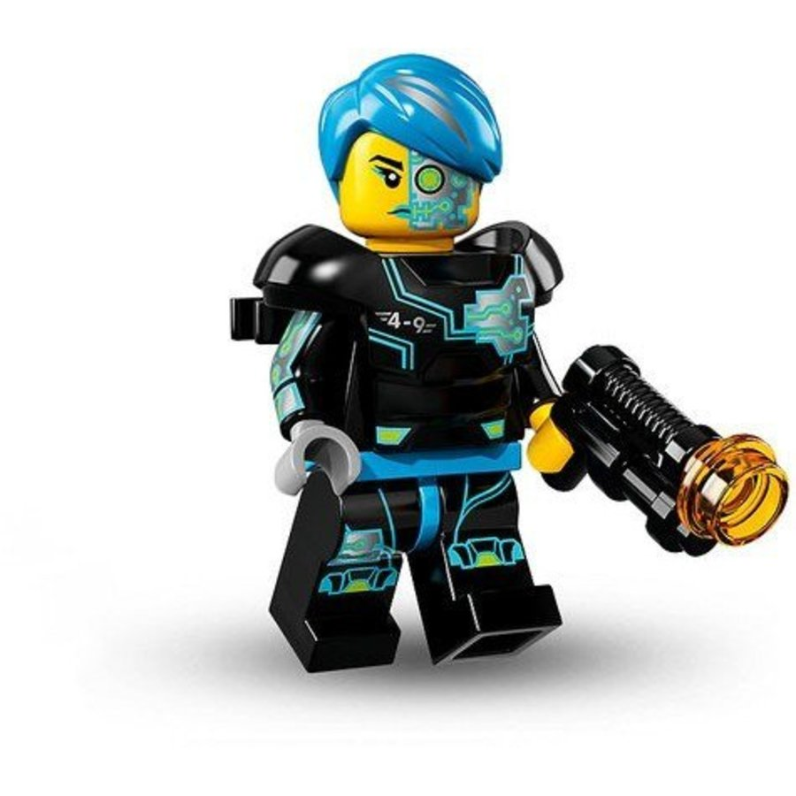 71013-03 CMF 16 Cyborg