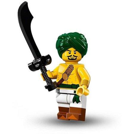 LEGO 71013-02 CMF 16 Desert Warrior