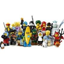 71013 - Complete serie Minifiguren serie 16