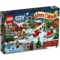 60133 City Adventkalender 2016