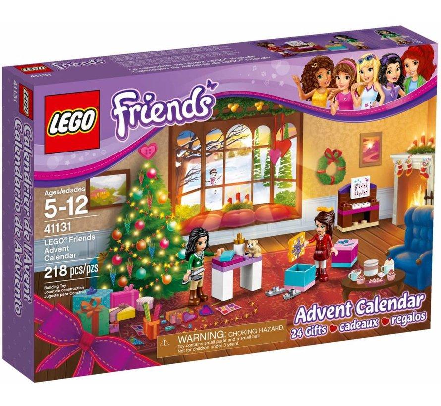 41131 Friends Adventkalender 2016