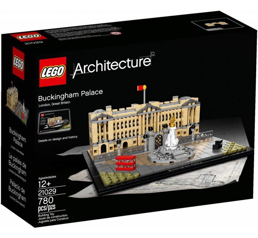 21029 Architecture Buckingham Palace