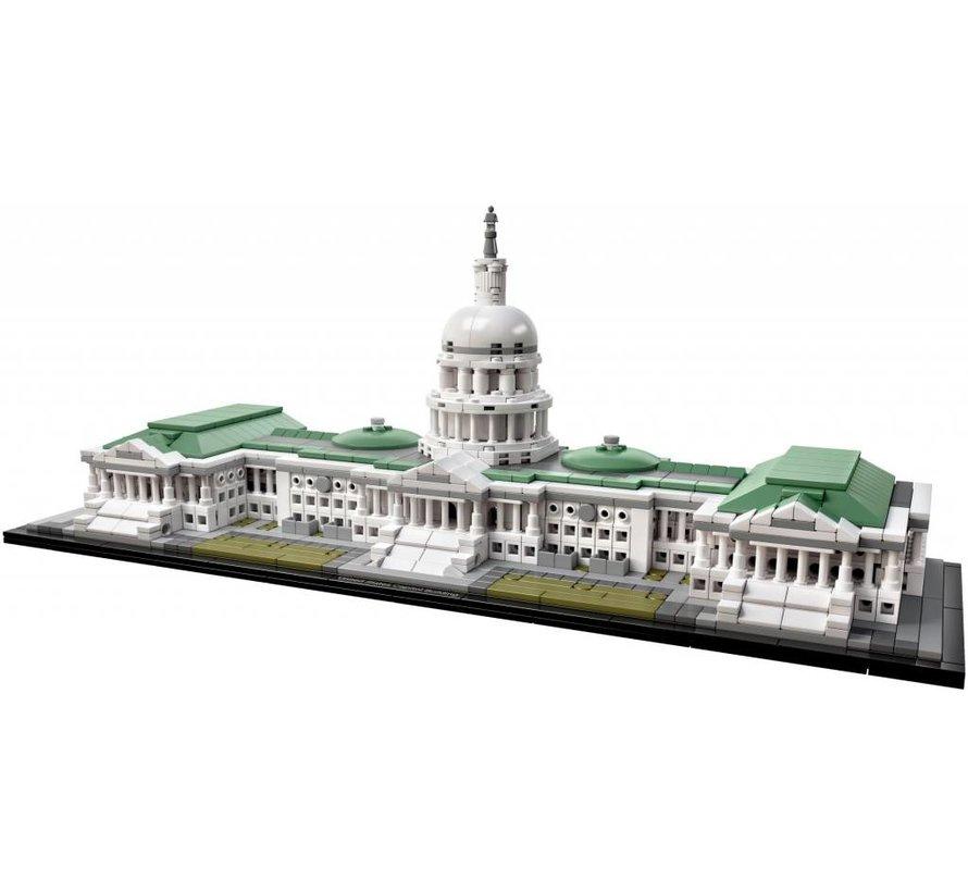 21030 Architecture United States Capitol Building