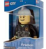 LEGO 9003844 Wekker City Brandweerman
