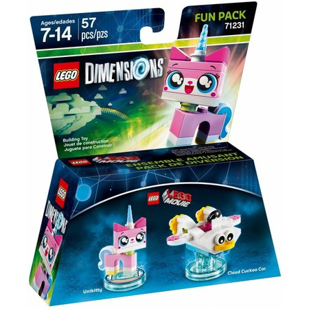LEGO 71231 Dimensions Unikitty Fun Pack