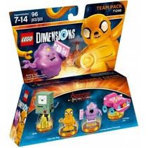71246 Dimensions Adventure Time Team Pack