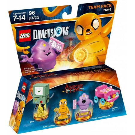 LEGO 71246 Dimensions Adventure Time Team Pack