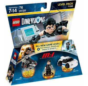 LEGO 71248 Dimensions Mission Impossible Level Pack